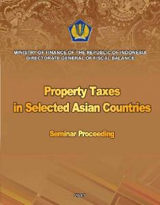 Seminar proceedings - International Tax Compact