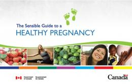 Sensible Guide to a Healthy Pregnancy