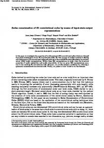 Series concatenation of 2D convolutional codes by ...