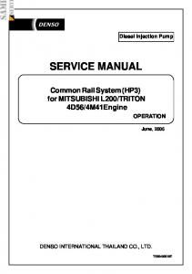 SERVICE MANUAL - service-repair-manual Home