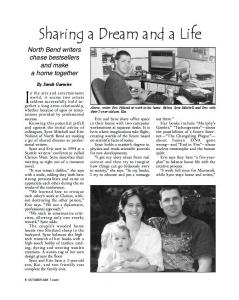 Sharing a Dream and a Life