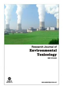 Short Term Studies on Effect of Water Soluble