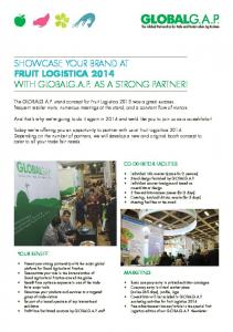 report on apeda's participation at fruit logistica -2011