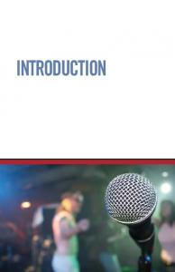 Shure Introduction to Recording and Sound Reinforcement