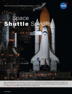 Shuttle Spinoffs Space