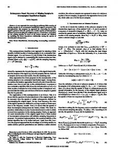 Signal Processing, IEEE Transactions on