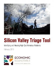 Silicon Valley Triage Tool - Destination: Home