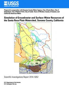 Simulation of Groundwater and Surface-Water ...