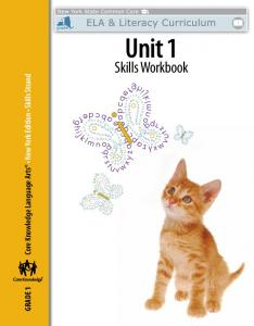 Skills Unit 1 Workbook - EngageNY