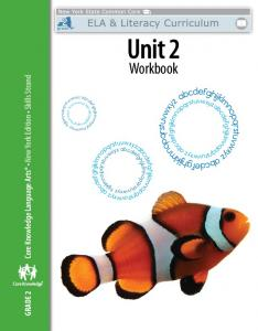 Skills Unit 2 Workbook - EngageNY