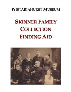 finding aid