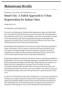Smart City - SSRN papers