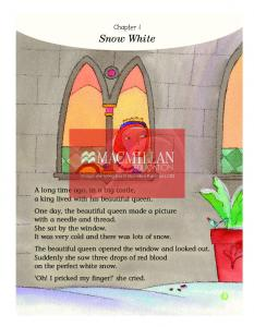Snow White - Macmillan English