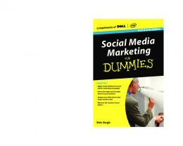 Social Media Marketing For Dummies - Mercury Magazines