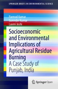 Socioeconomic and Environmental Implications of Agricultural