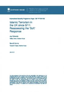 'Soft' Response pdf - Chatham House