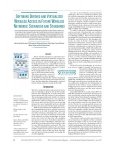 software defined and virtualized wireless access in ... - IEEE Xplore