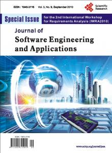Software Engineering and Applications - Scientific Research Publishing