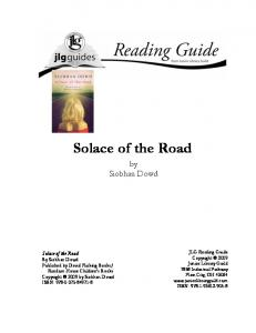 Solace of the Road - Junior Library Guild