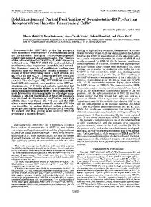 Solubilization and Partial Purification of ... - Semantic Scholar
