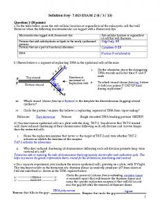 Solution Key Exam 2 (PDF) - MIT OpenCourseWare