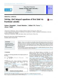 Solving Fredholm Integral Equations of the Second Kind in