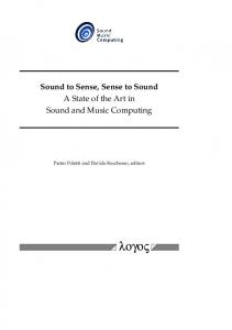 Sound to Sense, Sense to Sound A State of the Art in Sound and