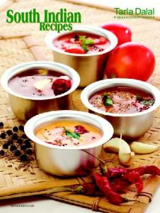South Indian Recipes - Tarla Dalal