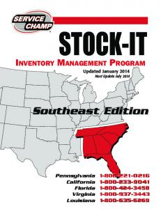Southeast Edition Southeast Edition