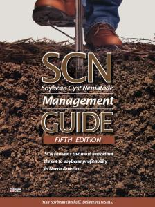 Soybean Cyst Nematode Management - The North Central Soybean ...