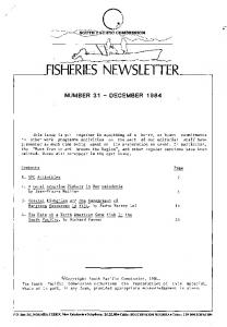 SPC Fisheries Newsletter #31 - Pacific Community
