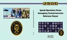 Special Operations Forces Interagency ... - The Air University