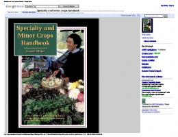 Specialty and minor crops handbook - Google Books - Figs 4 Fun