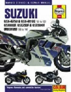 Specifications - Suzuki GSXR
