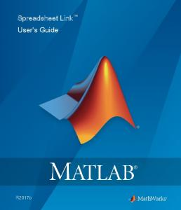 spreadsheet link excel matlab HOW TO CONNECT.pdf