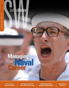 Spring 2012 - the Surface Navy Association