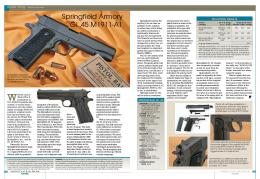 Springfield Armory GI .45 M1911-A1 - The National Firearms Museum