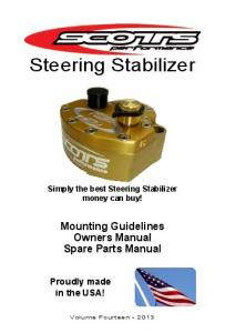 Stabilizer Manual