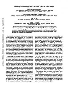 Stacking-Fault Energy and Anti-Invar Effect in FeMn Alloys