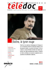 Staline, le tyran rouge - CNDP