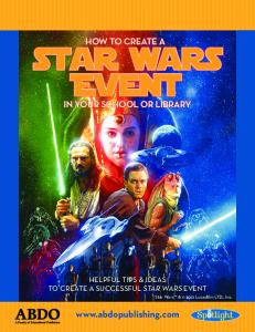 Star Wars Event Guide PDF
