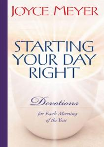 Starting Your Day Right - Advent Prayer Warriors International Network