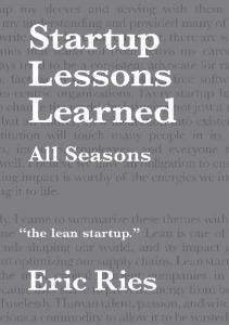 Startup Lessons Learned - Leanpub