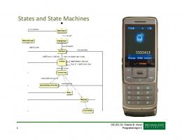 States and State Machines