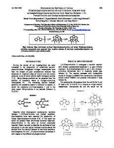 Stereoselective synthesis of helical ...