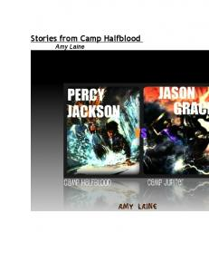 Stories from Camp Halfblood - Smashwords
