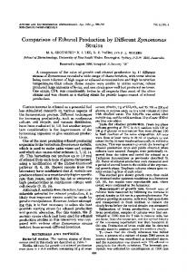 Strains - Applied and Environmental Microbiology