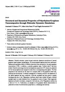 Structural and Dynamical Properties of ... - Semantic Scholar