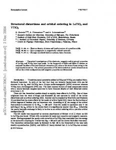 Structural distortions and orbital ordering in LaTiO3 and YTiO3