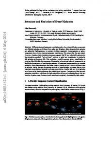 Structure and Evolution of Dwarf Galaxies